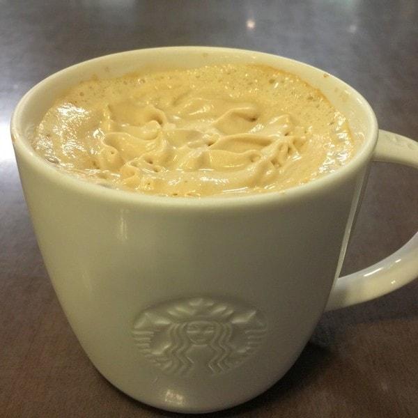 コーヒー&クリームラテ