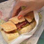 サンドイッチカット