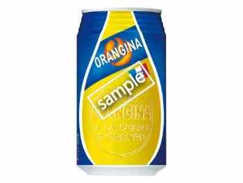 オランジーナ2缶 プレゼント