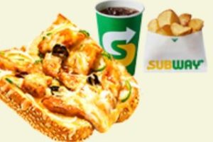 ピザ てりマヨチキン+ポテトドリンク(S)セット