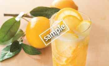 凍結レモンサワー349円(LINE)