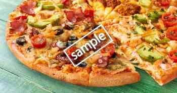 サマーキャンペーンピザ全品40%OFF