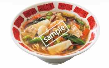 五目麺 599円