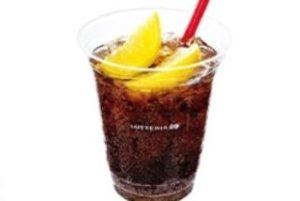 カチ氷レモン&ペプシゼロ