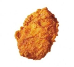 若鶏のフライドチキン