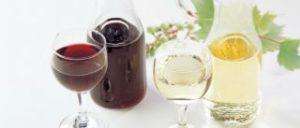 グラスワイン赤・白