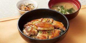 フォアグラ&チキンステーキ丼ランチ