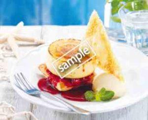キャラメリゼチーズケーキ〜マリーナ風〜