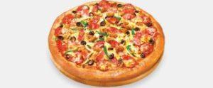 スーパー シュプリームピザ Lサイズ
