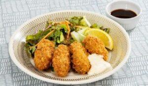 広島産牡蠣フライ4コ単品