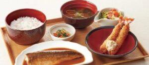 選べる彩り膳 さば味噌