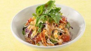 いろいろ野菜のミックスサラダS
