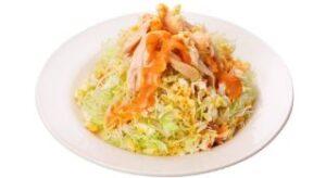 蒸し鶏キャベツのサラダ