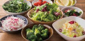 健康サラダバーセット