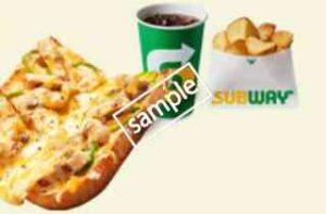 ピザ クリーミーチキン+ポテトドリンク(S)セット