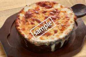 窯焼きチーズパスタ クリーミーボロネーゼ