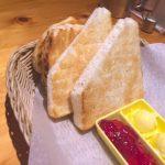 トースト薄切り