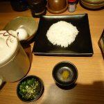 雑炊の単品