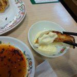 餃子のマヨネーズ和え