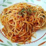 スパゲッティアラビアータ