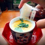 茶碗蒸しポン酢
