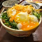 ネギチーズ明太マヨ牛丼